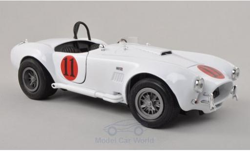 Shelby Cobra 1/18 Ertl 427 S/C No.11 1965 Spinout miniature