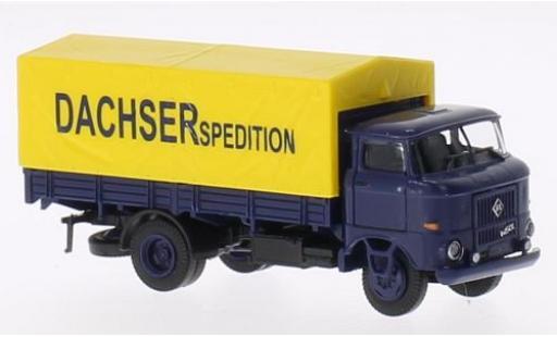IFA W50L 1/87 Espewe Sp Dachser PP-Truck miniature