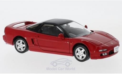 Honda NSX 1/43 First 43 Models red RHD 1990 diecast