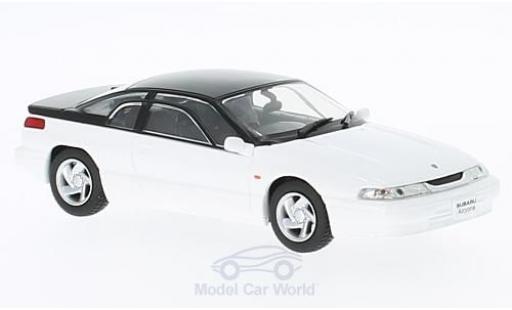 Subaru Alcyone 1/43 First 43 Models Svx blanche/noire RHD 1991 miniature