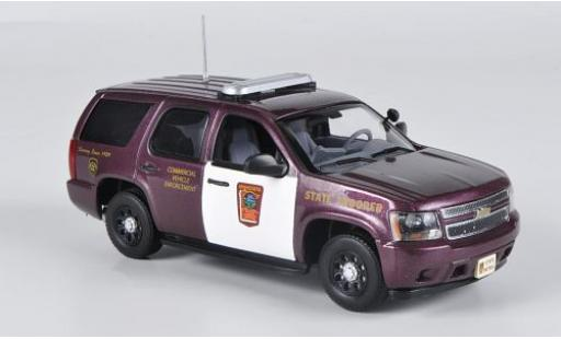 Chevrolet Tahoe 1/43 First Response Minnesota State Patrol 2011 diecast model cars