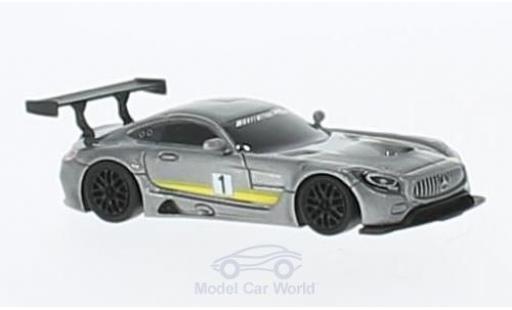 Mercedes AMG GT 1/87 FrontiArt 3 Präsentation miniature