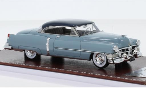 Cadillac Series 62 1/43 GIM   Great Iconic Models 2-Door Coupe bleue/metallise bleue 1951 miniature