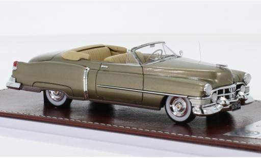 Cadillac Series 62 1/43 GIM   Great Iconic Models Convertible gold 1951 miniature