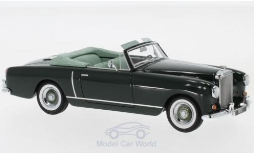 Bentley S1 1/43 GLM DHC by Graber verte 1956 offen miniature