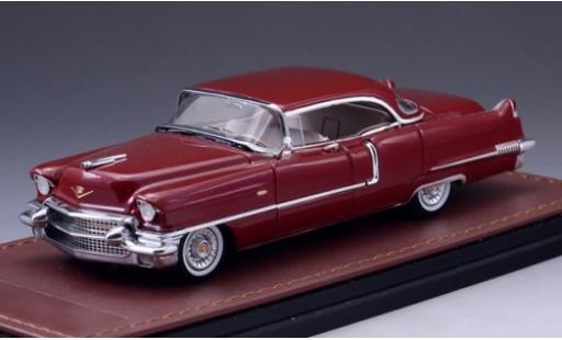 Cadillac Sedan 1/43 GLM Deville rouge 1956 miniature