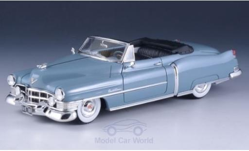 Cadillac Series 62 1/43 GLM Convertible bleue 1951