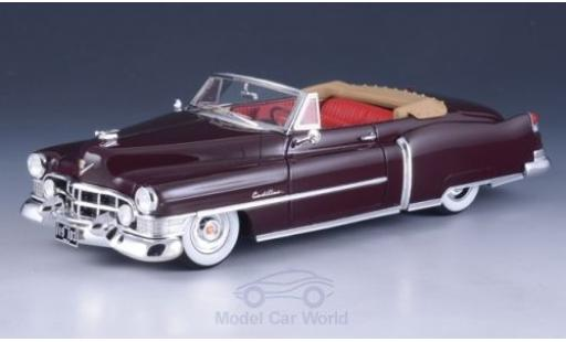 Cadillac Series 62 1/43 GLM Convertible marron 1951 miniature