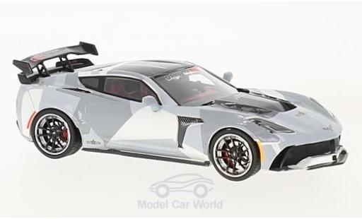 Chevrolet Corvette C7 1/43 GLM Widebody DarwinPRO BlackSails 2016 camouflage diecast model cars