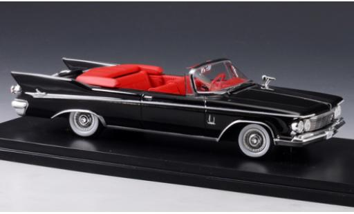 Chrysler Imperial 1/43 GLM Crown Convertible noire 1961 miniature