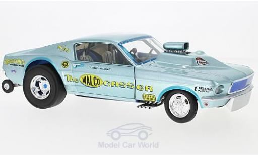 Ford Mustang 1967 1/18 GMP 1967 Dragster Malco Gasser miniatura