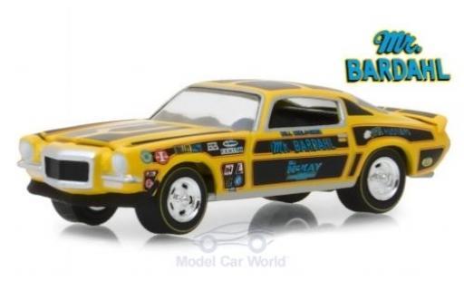 Chevrolet Camaro 1/64 Greenlight 1970 Mr.Bardahl miniature