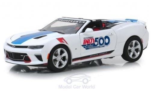 Chevrolet Camaro 1/24 Greenlight SS Convertible Indy 500 2017 miniature
