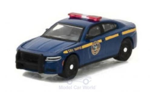 Dodge Charger 1/64 Greenlight New York State Trooper 2017 modellautos