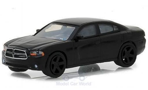 Dodge Charger 1/64 Greenlight nero Film John Wick 2011 miniatura