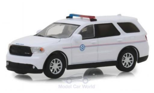 Dodge Durango 1/64 Greenlight United States Postal Service 2018 miniature