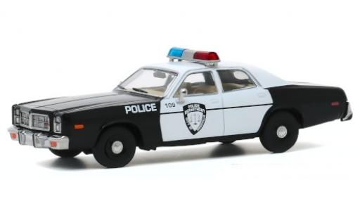 Dodge Monaco 1/43 Greenlight Roseville Police Department 1977
