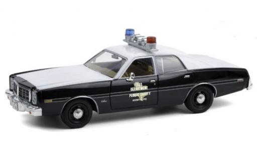 Dodge Monaco 1/64 Greenlight Texas Highway Patrol 1977 diecast