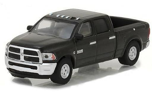Dodge RAM 1/64 Greenlight Ram 2500 metallise grise 2017 miniature