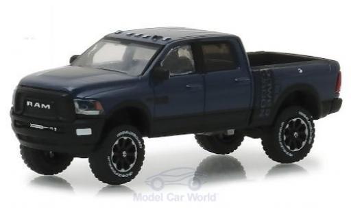 Dodge RAM 1/64 Greenlight 2500 Power Wagon metallise anthrazit/black 2018 diecast model cars