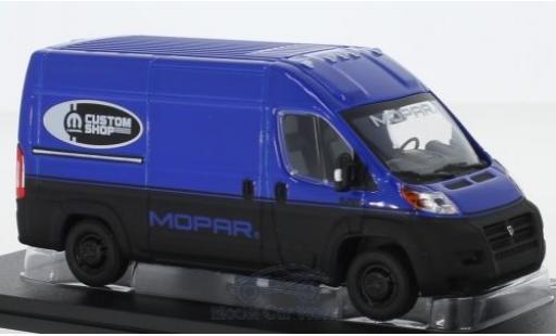 Dodge RAM 1/43 Greenlight ProMaster 2500 Cargo Mopar Custom Shop 2018 Hochdachkastenwagen miniature