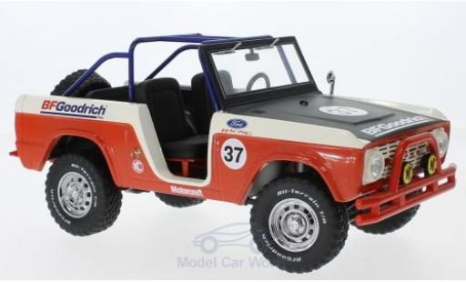 Ford Bronco 1/18 Greenlight Baja 1966 miniature