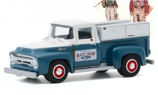 Ford F-1 1/64 Greenlight 00 Normans Bait Shop 1956 miniature