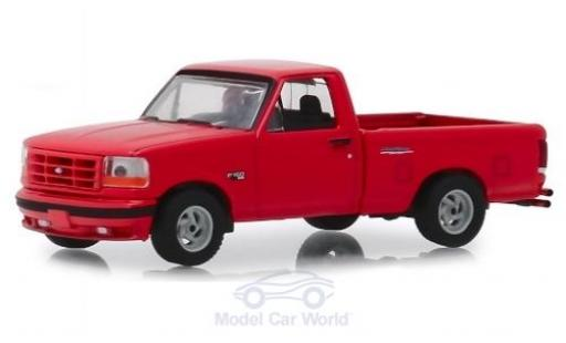 Ford F-1 1/64 Greenlight 50 Lightning rouge 1993 miniature