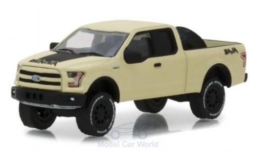Ford F-1 1/64 Greenlight 50 matt-beige 2016 miniature