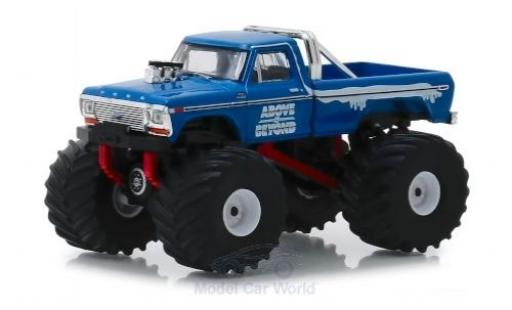 Ford F-250 1/64 Greenlight Above N Beyond 1978 miniature
