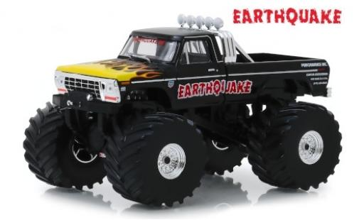 Ford F-250 1/43 Greenlight Monster Truck Earthquake 1975 miniatura