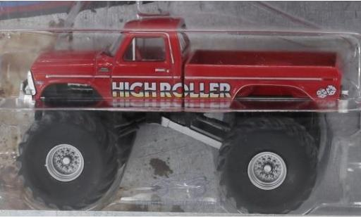 Ford F-350 1/64 Greenlight Monster Truck High Roller 1979 miniature