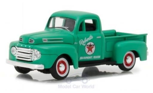 Ford F1 1/43 Greenlight Pick Up Texaco 1948 miniature