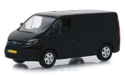 Ford Transit 1/43 Greenlight Custom (V362) noire 2016 miniature