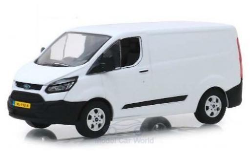 Ford Transit 1/43 Greenlight Custom (V362) blanche 2016 miniature