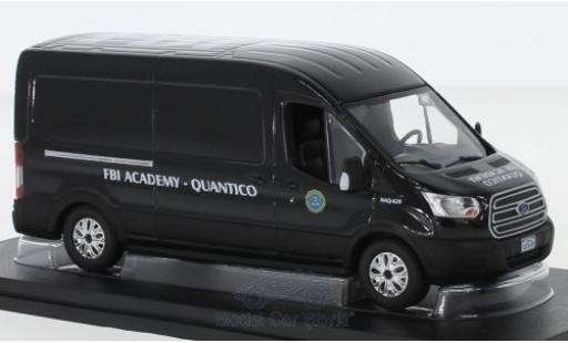 Ford Transit 1/43 Greenlight FBI Academy - Quantico 2015 Kastenwagen miniature