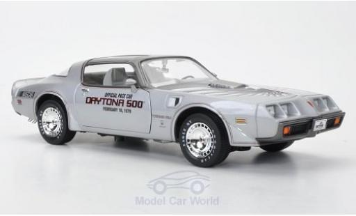 Pontiac Firebird 1979 1/18 Greenlight T/A Daytona 500 1979 Official Pace Car miniature