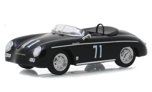 Porsche 356 1/43 Greenlight Speedster Super No.71 1958 diecast model cars