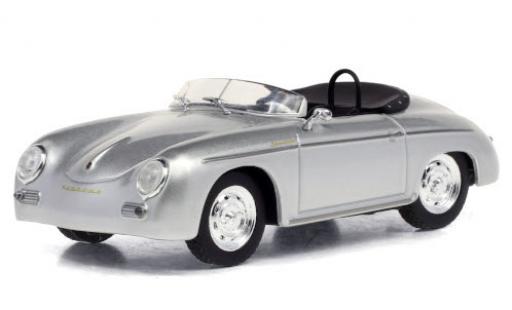 Porsche 356 1/43 Greenlight Speedster Super grey 1958 diecast model cars