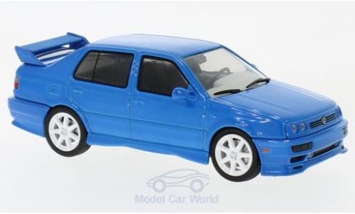Volkswagen Jetta 1/43 Greenlight A3 blue 1995 diecast model cars