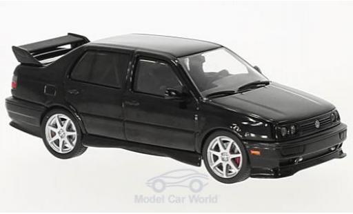 Volkswagen Jetta 1/43 Greenlight A3 noire 1995 miniature