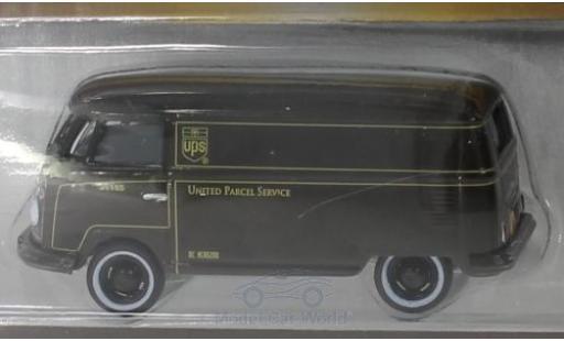 Volkswagen T1 1/64 Greenlight Kastenwagen UPS miniature