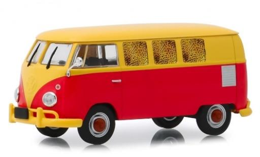 Volkswagen T1 1/43 Greenlight (Type 2) Station Wagon Fast Times at Ridgemont High 1967 miniature