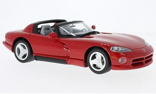 Dodge Viper 1/18 GT Spirit RT/10 rouge miniature