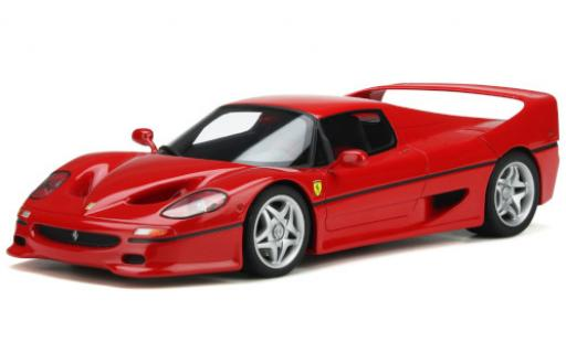 Ferrari F50 1/18 GT Spirit rouge 1995 miniature