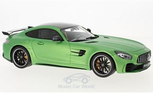 Mercedes AMG GT 1/18 GT Spirit R metallise green 2017 diecast model cars