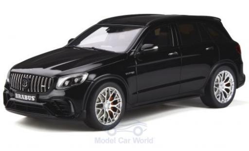 Mercedes Classe C 1/18 GT Spirit Brabus 600 black 2018 Basis: AMG GLC 63S diecast model cars