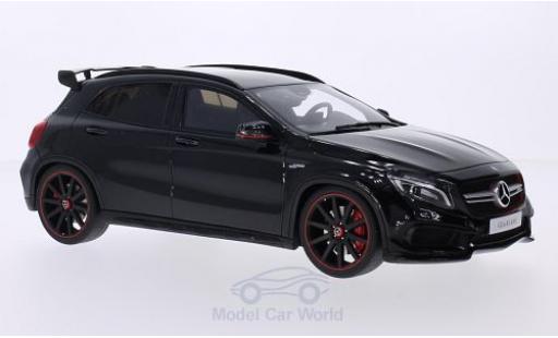 Mercedes Classe GLA 1/18 GT Spirit GLA 45 AMG (X156) métallisé noire miniature