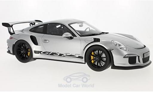 Porsche 991 SC 1/12 GT Spirit GT3  grey 2015 diecast