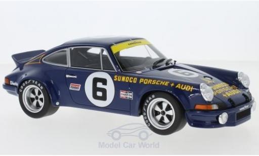 Porsche 911 1/18 GT Spirit RSR No.6 Sunoco 24h Daytona 1973 M.Donohue/G.Follmer